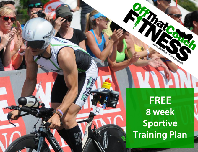Free Sportive Training Plan with Off That Couch Fitness